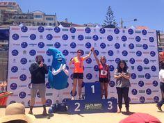 Felicitamos a nuestra socia Sandra Bordoni quien obtuvo el segundo lugar se se categoría en los 21k Costa del Pacífico