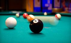 For pool tables galore, try Rialto's in downtown Portland.