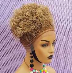 Frontal human wigs million Braids tiny made by Handmade Blue Box Braids, Box Braid Wig, Braids Wig, Twist Braids, Cornrows, Senegalese Twists, Micro Twists, Stitch Braids, Fulani Braids