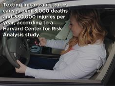 Five Facts That Will Make You Stop Texting While Driving