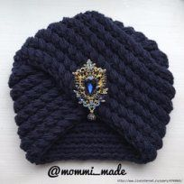 I found a crown title and wanted to share it with you No recipe or pattern. Loom Knitting, Knitting Patterns, Crochet Patterns, Learn To Crochet, Knit Crochet, Crochet Hats, How To Make Scarf, African Head Wraps, Diy Crafts To Do