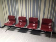 Hospital Waiting Room Chairs #MedicalEquipmentHire