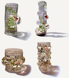 amazing fish tank design