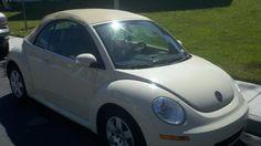2007 VW Beetle