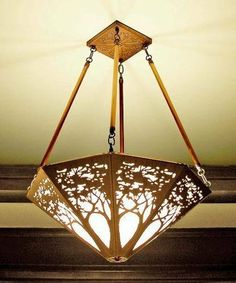 10 best craftsman mission style chandelier images on pinterest