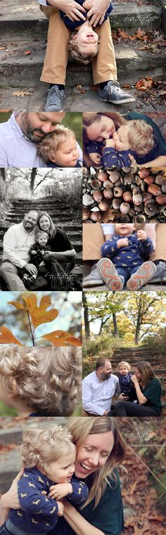 Lisa Vigliotta Photography | Lifestyle Family Photography | Autumn Fall Leaves Photography | Natural Light Session | High Park Toronto | www.lisavigliotta.com