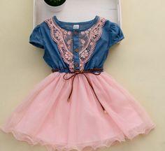 So cute for a birthday dress!!