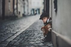Little boy/ Hope by Tatyana Tomsickova on 500px
