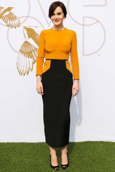 Michelle Harper's ravishing dress