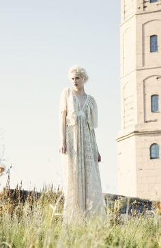 Top Finnish design house Ivana Helsinki launches new Spring 2015 collection, inspired by Moomin artwork Wedding Tiaras, Helsinki, Daughters Of The King, Light Spring, Nordic Style, Modest Dresses, Dream Dress, Minimalist Fashion, Print Design