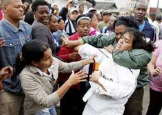 Las detenciones en Cuba están siempre acompañadas de violencia