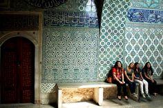 bathroom tile like topkapi palace harem Istanbul Turkey, Palace, Tile Floor, Decor Ideas, Deviantart, Bathroom, Google, Washroom, Bath Room