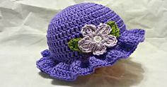 Spring Is In The Air, And This Adorable Hat Is The Perfect Accessory!