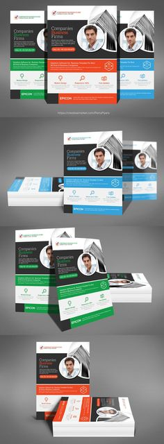 Family Dentistry Flyer Template Flyer Templates   Flyer