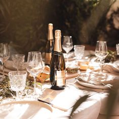 Set your table with: natural coloured linen, neutral stoneware, modern goblet glassware & fresh native greenery. Champaign Pop, Girls Dinner Parties, Brown Aesthetic, Greenery, Stoneware, Neutral, Aesthetics, Entertaining, Rustic