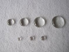 Fused Glass Small Circles using 3 layers of 3mm Glass