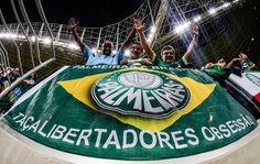 Torcida alviverde deve lotar Palestra Itália para empurrar Verdão na Libertadores (Foto:Fernando Dantas/Gazeta Press)