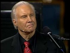 "Evangelist Jimmy Swaggart sings Rusty Goodman's, ""Leavin' On My Mind"" from Family Worship Center in Baton Rouge, Louisiana."