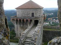 Castle Ourem #Portugal