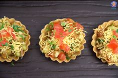 Sprout Canapes - #Indian #Homemade #Vegetarian Sweet & Tangy Quick Bite #Recipe By Ruchi Bharani