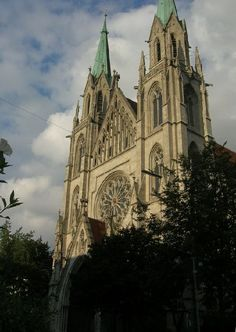 St. Peter's Cathedral, Munich, Germany