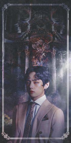 kimxedits — BTS Map Of The Soul : 7 Lockscreens ♡ Please. Taehyung Fanart, Bts Taehyung, Bts Bangtan Boy, Foto Bts, V Bts Wallpaper, Bts Aesthetic Pictures, Album Bts, Kpop Fanart, Bts Lockscreen