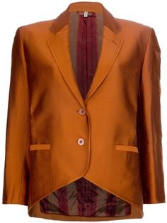 Romeo Gigli Vintage structured blazer on shopstyle.com