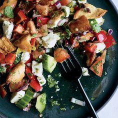 Greek Salad of Sorts | Food & Wine