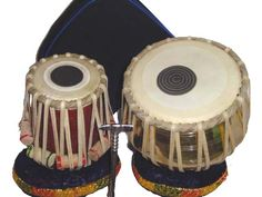 Tabla is a famous percussion instrument used in Indian music