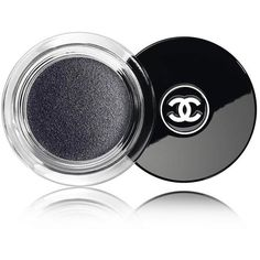 CHANEL ILLUSION D'OMBRE VELVET Long Wear Luminous Matte Eyeshadow ($36) ❤ liked on Polyvore featuring beauty products, makeup, eye makeup, eyeshadow, beauty, eyes, cosmetics, filler, chanel eye makeup and chanel