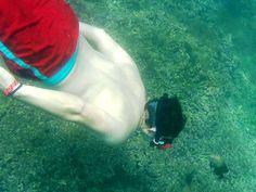 #DondeQuieresEstar #Huatulco No necesitarás una gran condición física gran parte de la vida submarina se encuentra a pocos metros de la playa junto a las piedras. Mientras te adentras en estas enormes albercas naturales irás descubriendo una gran diversidad de criaturas submarinas como rayas peces globo erizos y uno que otro molusco. http://ift.tt/1m3yoTN