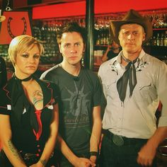 With Alan Tudyk and Belladonna on the set of High Poon.