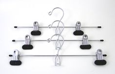 Skirt and Slack Hanger - Set of 9 by E-Z Do, Inc. $11.99
