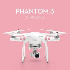 DJI Phantom 3 Standard FPV With 12MP Camera Shoots 2.4K Video RC Quadcopter RTF Sale - Banggood.com