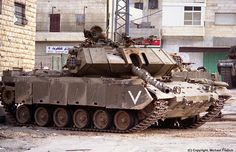 Magach 7c Main Battle Tank (Israel)