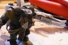 Ork power claw design