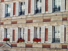 Parisian Buildings  Versailles, France