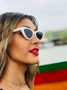 Cat Eye Sunglasses, Fashion Photography, Medical, Band, Stars, Sash, Medicine, Sterne, High Fashion Photography