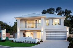 Domination Homes | Display Homes | The Franklin - Gwelup