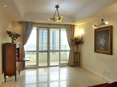 European classic style 3 bedroom apartment in P2 building Ciputra