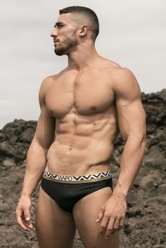 Drazen Perez by MDZmanagement for WAPOwear   Men and underwear