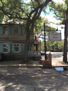 The Pirate House Savannah Ga