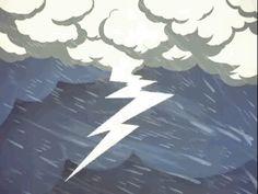 Warner Archive rain storm clouds wind