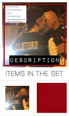 """DESCRIPTION//NEWS"" by reaganbalentyne ❤ liked on Polyvore featuring art"