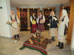 Болгария   Одежда в регионах Северной Фракии (болг. Тракия) #Болгария