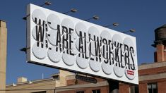 Levi's Billboard | Sagmeister & Walsh