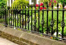 7 Refreshing Cool Tips: Front Yard Iron Fence Garden Fence 12 Inch.Wooden Fence Jacksonville Fl Fencing Ideas For Side Yards. Brick Fence, Concrete Fence, Front Yard Fence, Low Fence, Fence Stain, Stone Fence, Bamboo Fence, Cedar Fence, Fence Gate