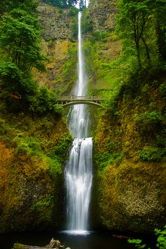 Majesty Of Multnomah by J-Ri *, via Flickr
