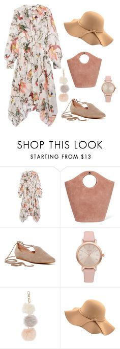 """Untitled #1"" by jonioja ❤ liked on Polyvore featuring Erdem, Elizabeth and James, Seychelles, Vivani and WithChic"