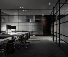 Mortgage Choice Workplace, South Yarra by B.E Architecture (AU)